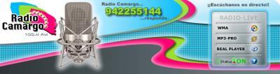 Los pioneros, en Radio Camargo