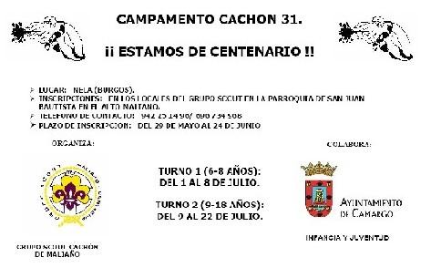 Info Campamento Cachón 31
