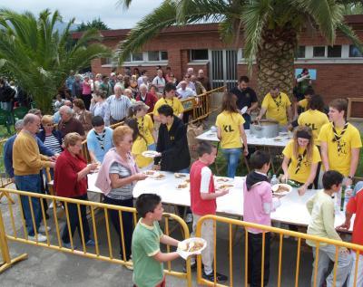 Gran éxito del Festival del Cachón 2008