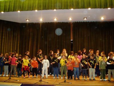El Grupo Scout Cachón de Maliaño obtiene el Premio  a la Mejor Animación