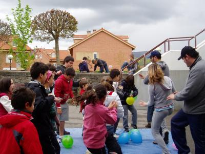 El Grupo Scout Cachón celebró el Festival del Cachón