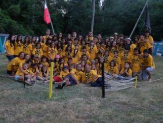 Los scouts cachoneros regresan del Campamento Cachón 34